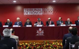 Pacto Ético rechaza expresiones de Keiko Fujimori y de PPK