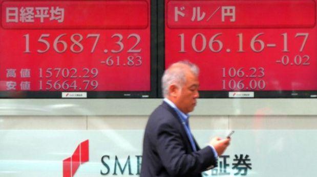 Japón lleva años inmerso en una batalla contra la deflación. (Archivo: AFP)
