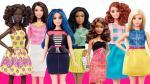 Curvilínea, pequeña y alta: conoce el nuevo universo Barbie - Noticias de barbie version