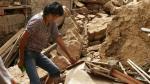 Chorrillos: 4 familias damnificadas por deslizamiento de rocas - Noticias de cruz roca