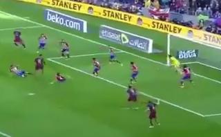 Barcelona: Lionel Messi y su golazo contra Atlético de Madrid