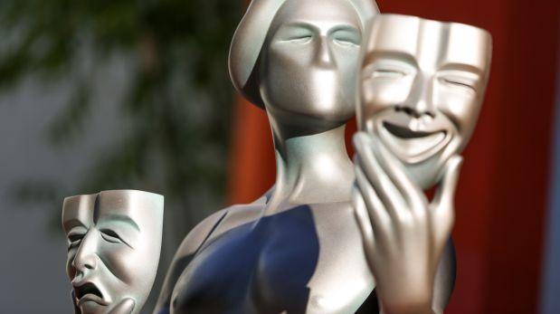 Sigue la alfombra roja de los SAG Awards minuto a minuto en El Comercio. (AP)