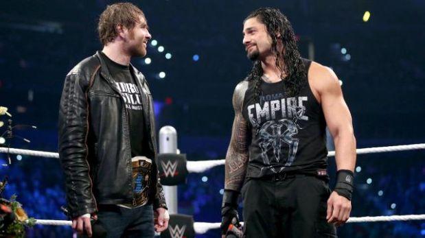 Dean Ambrose cuenta con una popularidad innata, mientas que Reigns tiene una que tuvo que ser fabricada, y sin mayor brillo. (Foto: WWE)