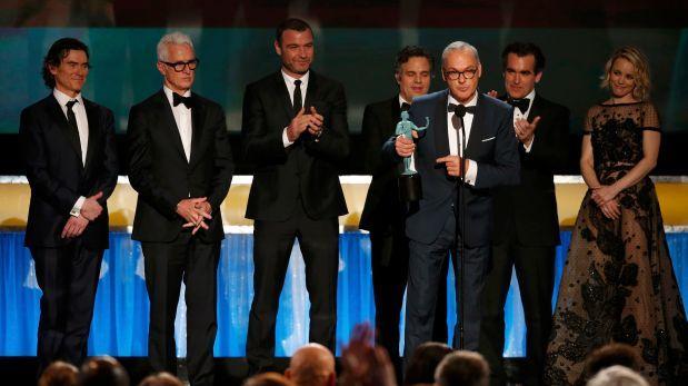 Spotlight y DiCaprio: los grandes ganadores de los SAG Awards