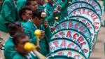 Los impresionantes colores del carnaval de Oruro en Bolivia - Noticias de arcangel miguel