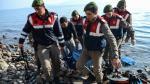 Crisis migratoria: mueren 37 migrantes en las costas de Turquía - Noticias de muere ahogado