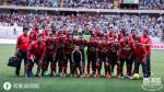 Universitario vs. Melgar empataron 0-0 por la 'Noche Rojinegra' - Noticias de omar palomino