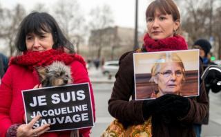 Hollande indultó a mujer condenada por matar a su esposo