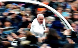 Más de 880 mil boletos y emojis listos para la visita del Papa