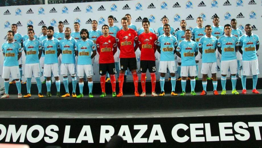 Sporting Cristal: las fotos que no viste del plantel 2016
