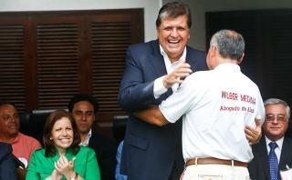 García: No me desesperan las encuestas ni las estrellas fugaces