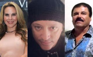 Elvis Crespo compuso tema para Kate del Castillo y Chapo Guzmán