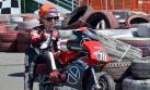 Niño maneja moto desde los dos años y medio [VIDEO]