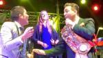 Cristian Castro cantó junto al Grupo 5 durante show en Bolivia - Noticias de christian yaipen