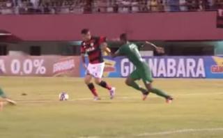 Gol de Guerrero candidato a mejor del fin de semana en Brasil
