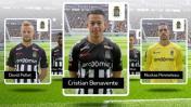 Benavente compite por ser jugador del mes en Sporting Charleroi