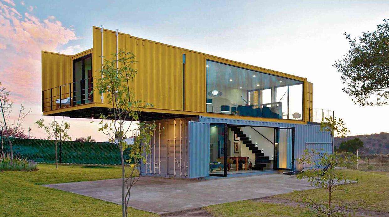 Casa contenedores una nueva forma de vivir ecol gicamente for Ideas para una casa nueva