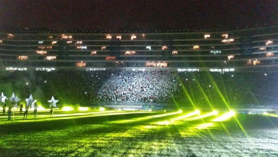 Universitario: así se vivió la 'Noche Crema' 2016 [FOTOS]