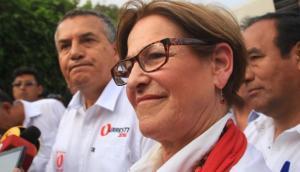 """Susana Villarán: """"Lima tiene una deuda con Anel Townsend"""""""