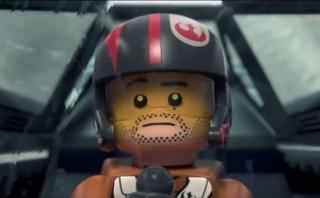 """Lego y su divertida versión de """"Star Wars"""" para videojuegos"""
