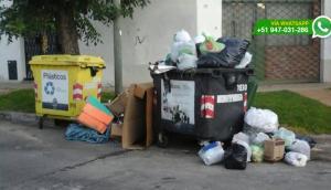 San Isidro: así lucen las calles por basura sin recoger (FOTOS)