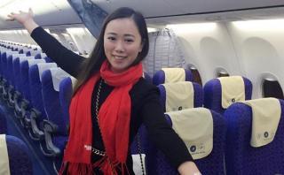 La historia de la pasajera que tuvo un avión para ella sola