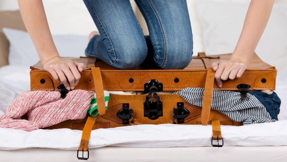 8 errores que debes evitar al momento de hacer tu maleta
