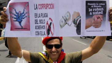 ¿Cuáles son los países con más corrupción de América Latina?