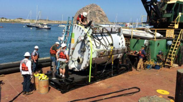 El prototipo fue introducido al mar en agosto de 2015. (Foto: Microsoft)