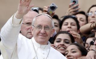 Papa pide a mexicanos encarar juntos al crimen y la corrupción