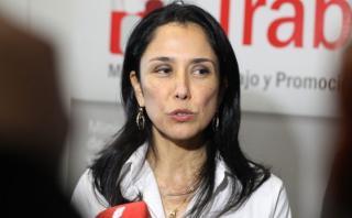 La fiscalía podría prohibir que Nadine Heredia salga del Perú