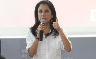 Nadine Heredia: el nacionalismo minimiza peritaje a las agendas