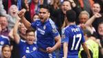 Chelsea no inscribió a Radamel Falcao para la Champions - Noticias de alexandre pato