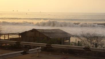 Tumbes: oleajes anómalos causan la muerte de un pescador
