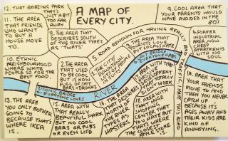 ¿Un solo 'mapa' para todas las ciudades? Míralo y sorpréndete