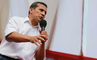 Humala pide a próximo presidente continuar programas sociales