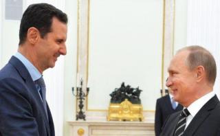 "Francia: Apoyo de Rusia a Al Assad ""torpedea"" la paz en Siria"