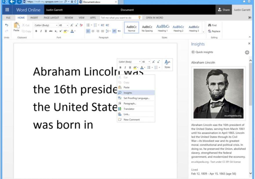 Microsoft: estas son las 8 novedades que trae Office 2016