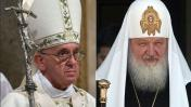 Papa Francisco y patriarca ortodoxo se reunirán por primera vez