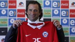 Juan Antonio Pizzi fue presentado como técnico de Chile