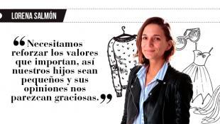 """Lorena Salmón: """"Hacia adentro, no hacia afuera"""""""