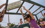 Lima: asentamientos y comedores bautizados como los candidatos