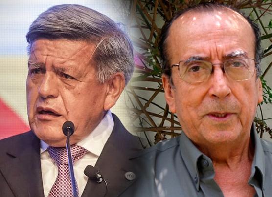 """""""No hay ningún acuerdo de coautoría entre César Acuña y yo"""""""