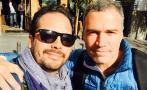 Premios Goya: Salvador del Solar ya se encuentra en Madrid
