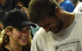 """Shakira: """"Tengo a un hombre con carisma que me hace feliz"""""""