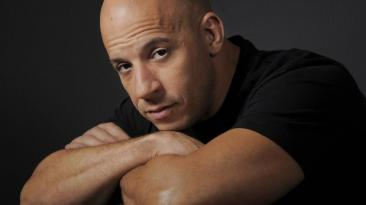 Vin Diesel da que hablar con fotografía en Instagram