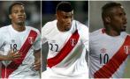 A 2 meses de Eliminatorias: ¿Estarán Carrillo, Ascues y Farfán?