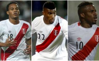 A 2 meses de Eliminatorias: ¿Estarán Carrillo, Ascues y Farfán?