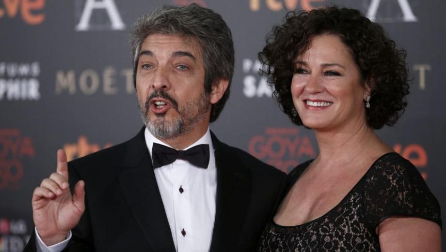 Premios Goya: lo mejor de la alfombra roja en imágenes