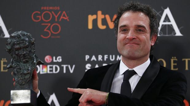 Daniel Guzman, mejor director novel de los premios Goya 2016. (Foto: Reuters)
